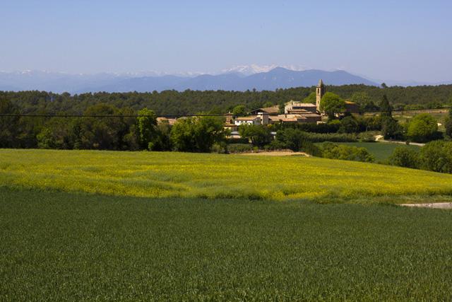 Berge Radtour nach Spanien