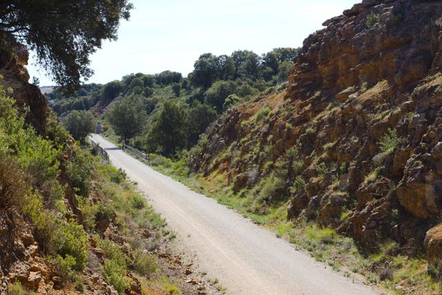 Mancha Radtour nach Spanien