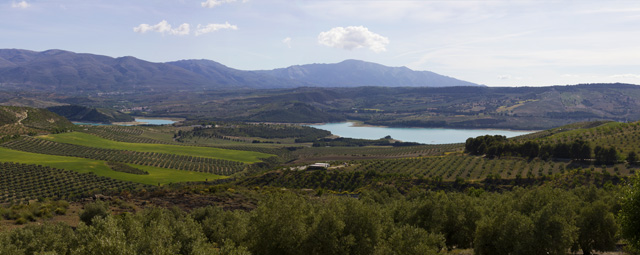 See Nationalpark Andalusien