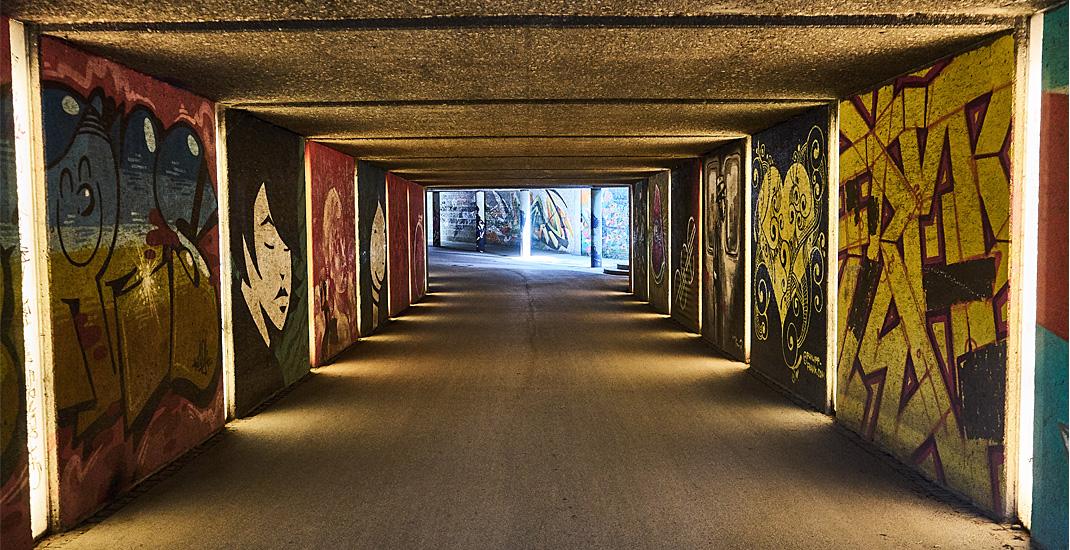 Street Art in München – Graffiti abseits der Schickeria