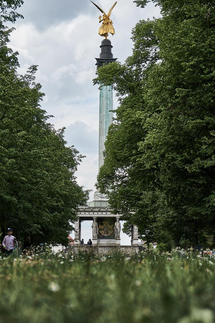 friedensengel Fotolocations in München