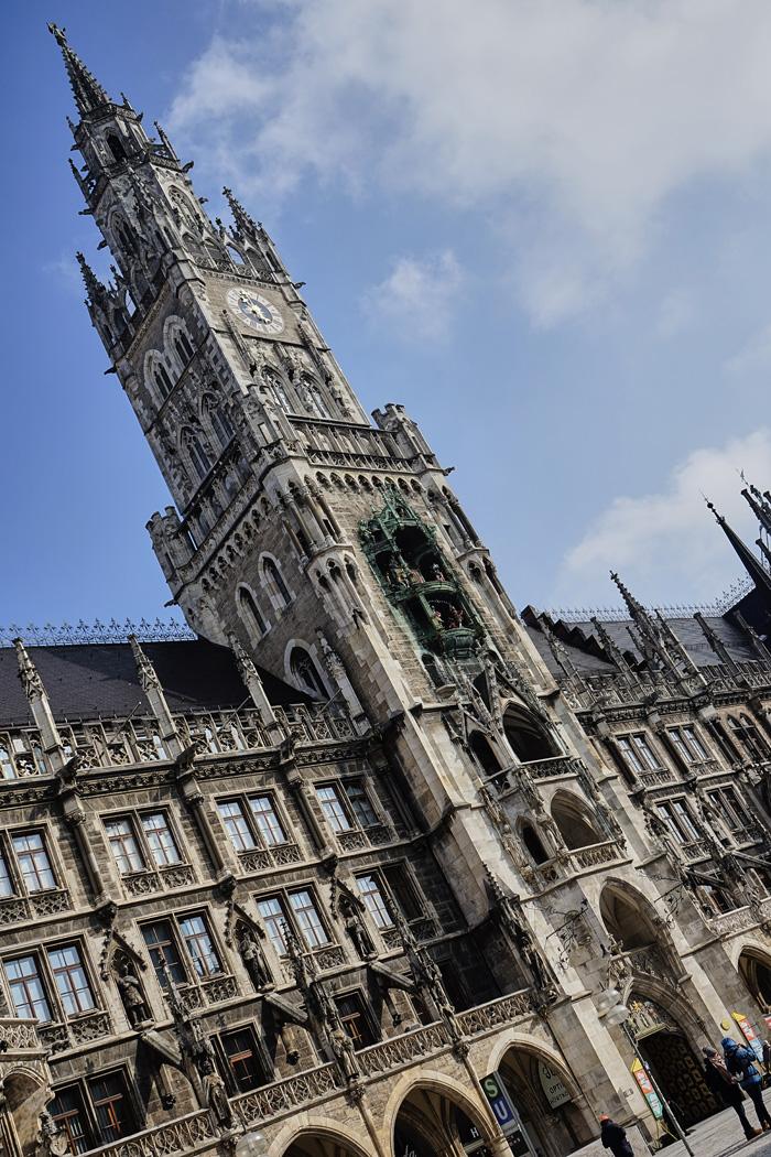 marienplatz neues rathaus Fotolocations in München