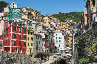 Besuch in Cinque Terre Titelbild