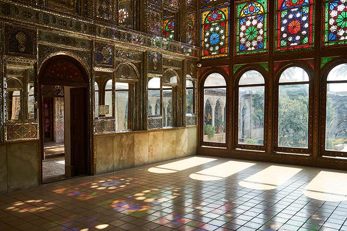 Herrenhaus Shiraz Reiseplanung Iran