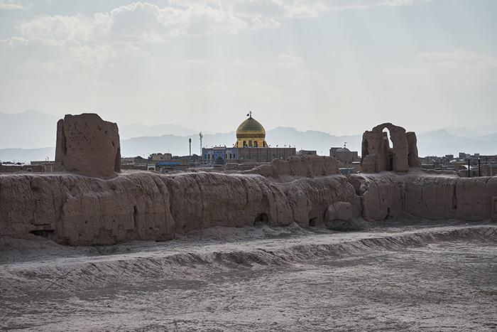 Lehmburg im Iran Reiseplanung Iran
