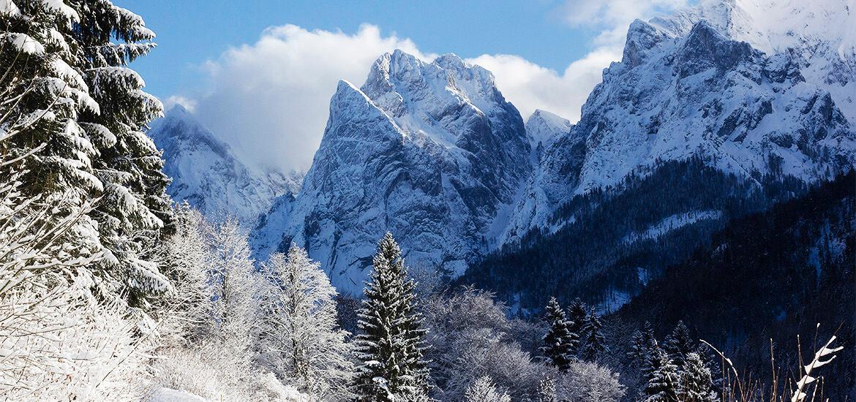 Wanderung im Kaisertal Kufstein Titel