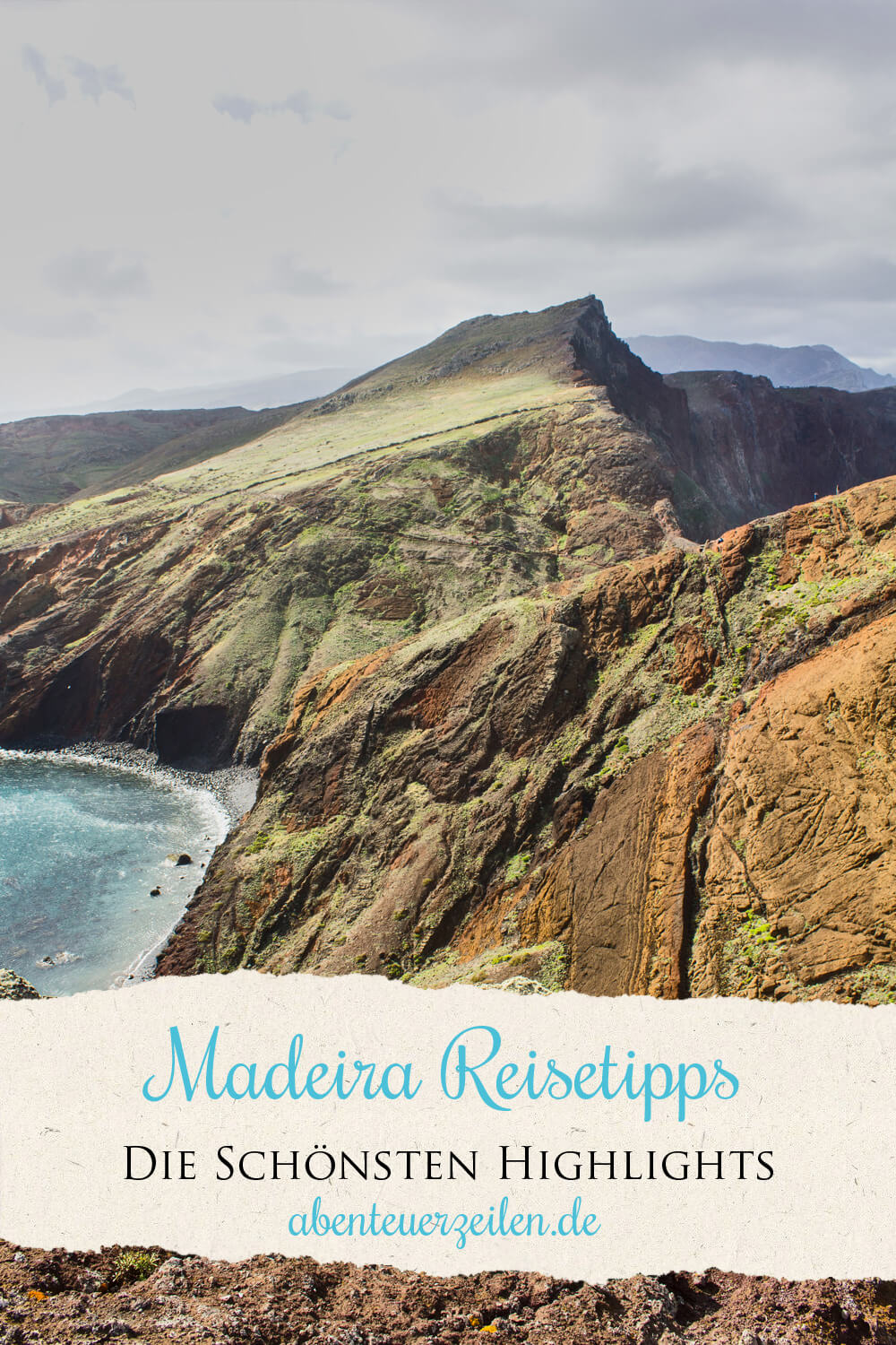 Wandern auf Madeira cover image