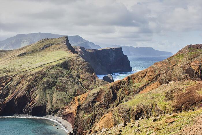 Madeira Sehenswürdigkeiten Ponta de São Lourenço