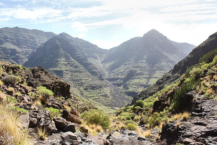 Wanderung zum Playa de Güigüi auf Gran Canaria