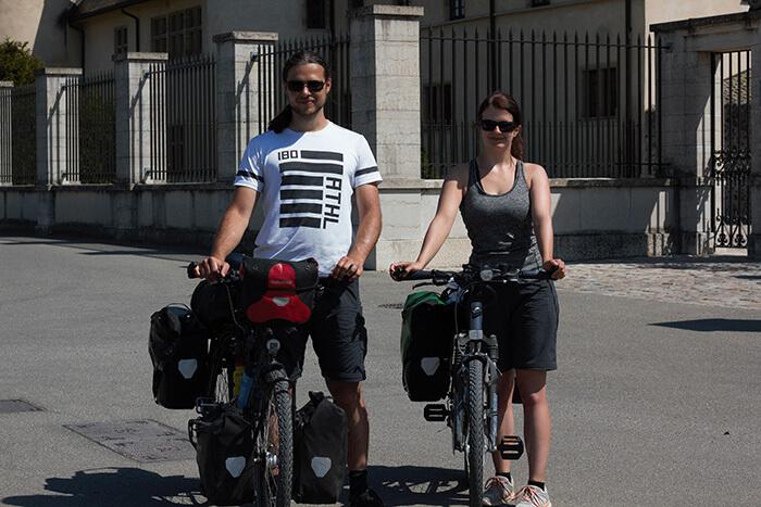 Silvia und Thomas