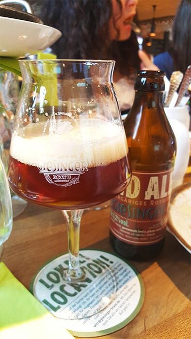 Bestes Bier in der coolsten Brauerei Münchens
