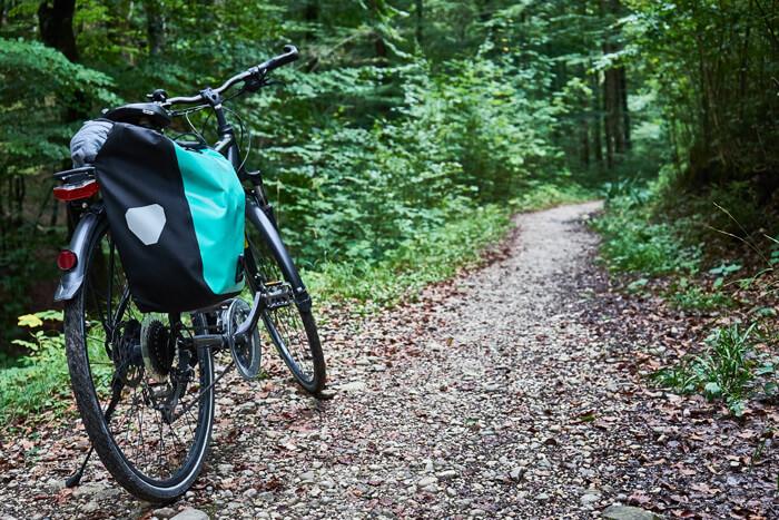 Packtaschen bei der Fahrradtour Packliste Radreise & Fahrradtour