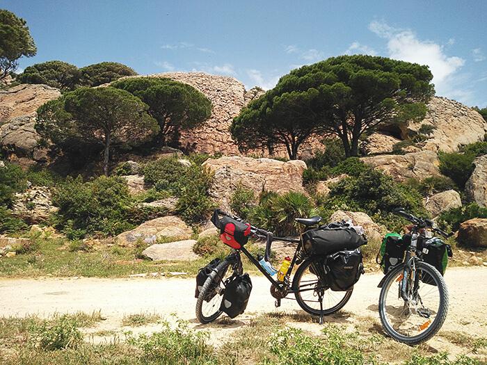 Packliste Fahrradtour Radreise
