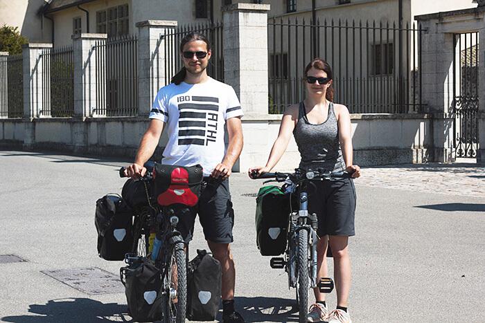 Packliste Radreise Spanien