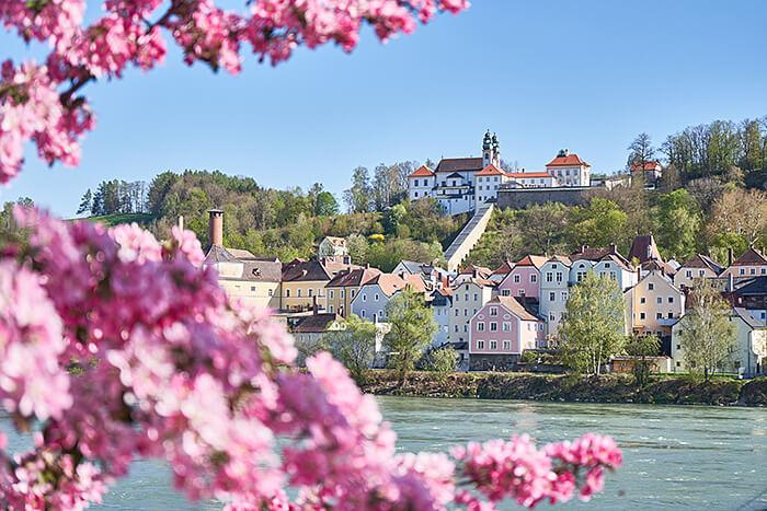 Sehenswürdigkeiten in Passau