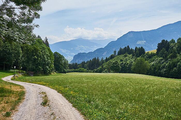 Wanderrouten für Anfänger in Bayern