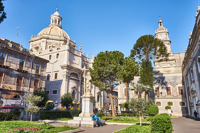 Park in Catania