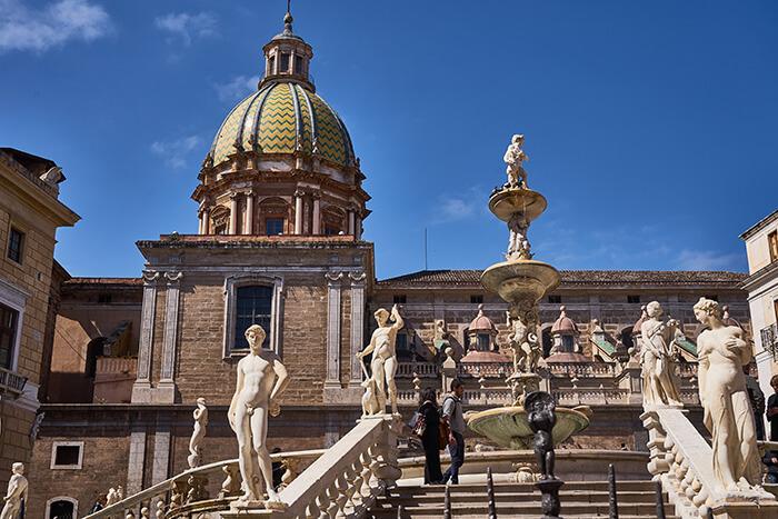 Palermo highlights sizilien urlaub