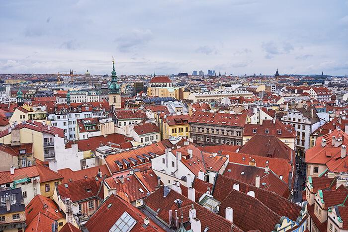 Prag Highlights Ausblick