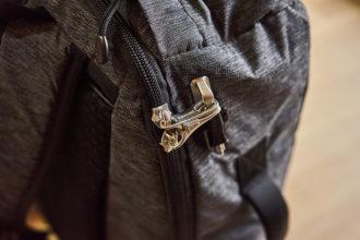 Clip Rucksack für Städtereisen