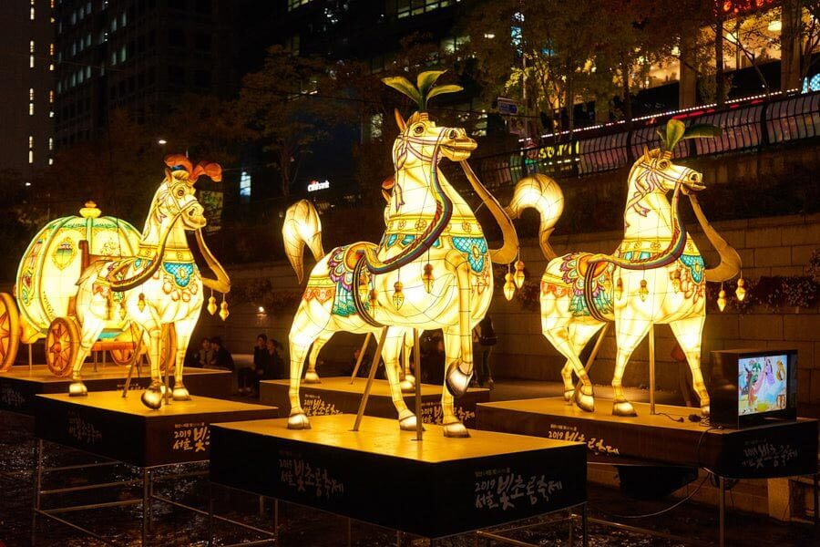 Lantern Festival Seoul
