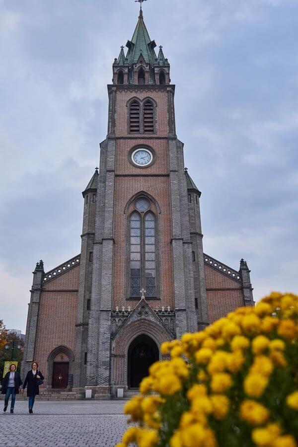Myeongdong Kathedrale