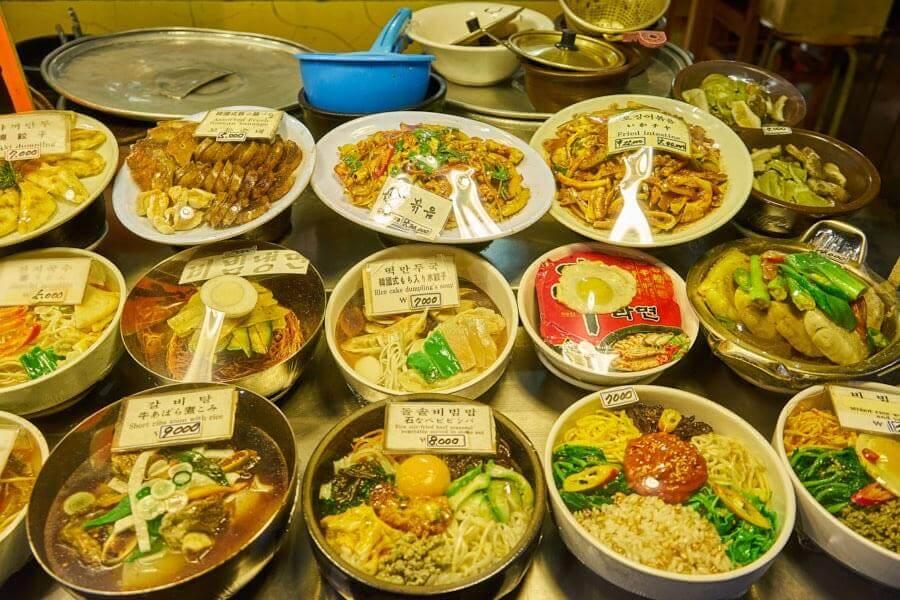 Plastik Essen Seoul