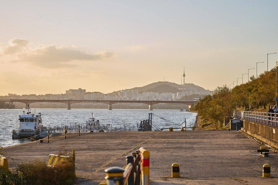 Seoul Fluss