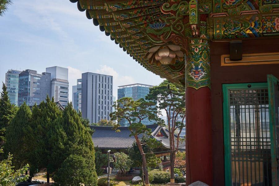 Seoul Highlights Tempel