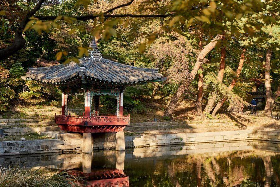 Sehenswürdigkeiten Seoul Secret Garden
