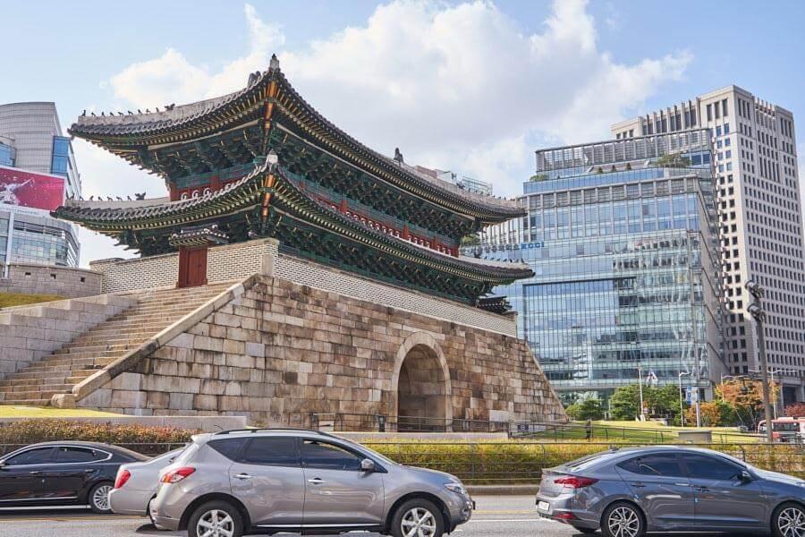 Stadttor Seoul