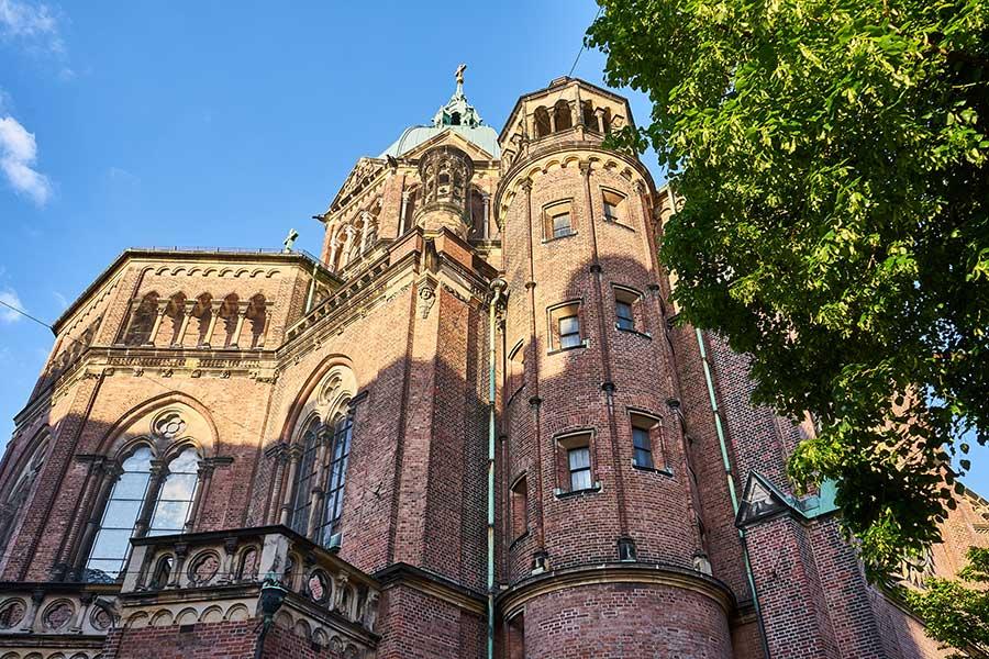 St Lukas Kirche in München