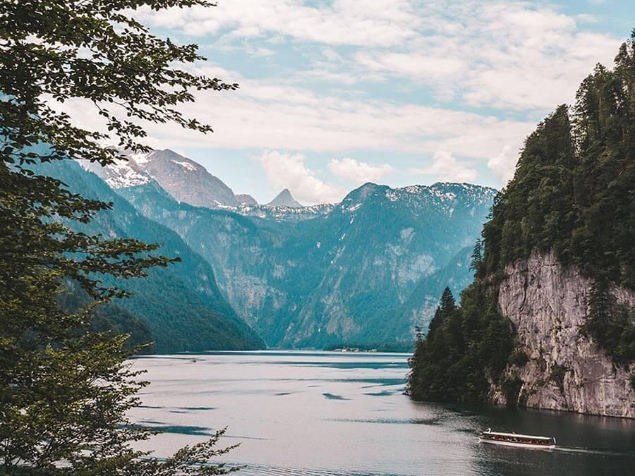 Wandern in Bayern: Malerwinkel Rundweg