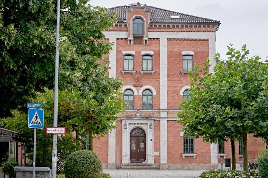 Rathaus in Rosenheim