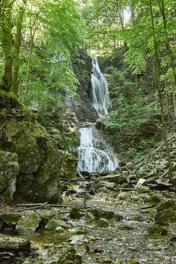 Wasserfall bei Flintsbach
