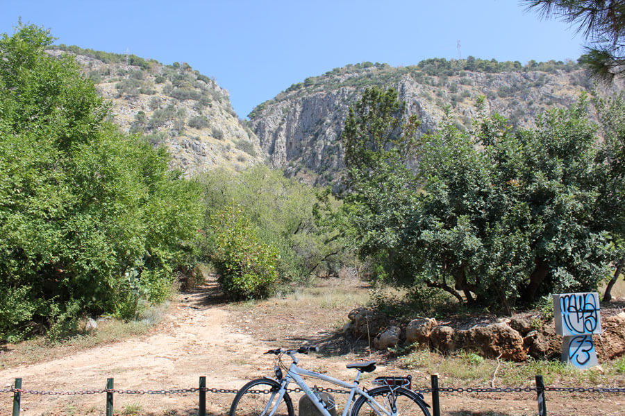 Radtour auf Sizilien