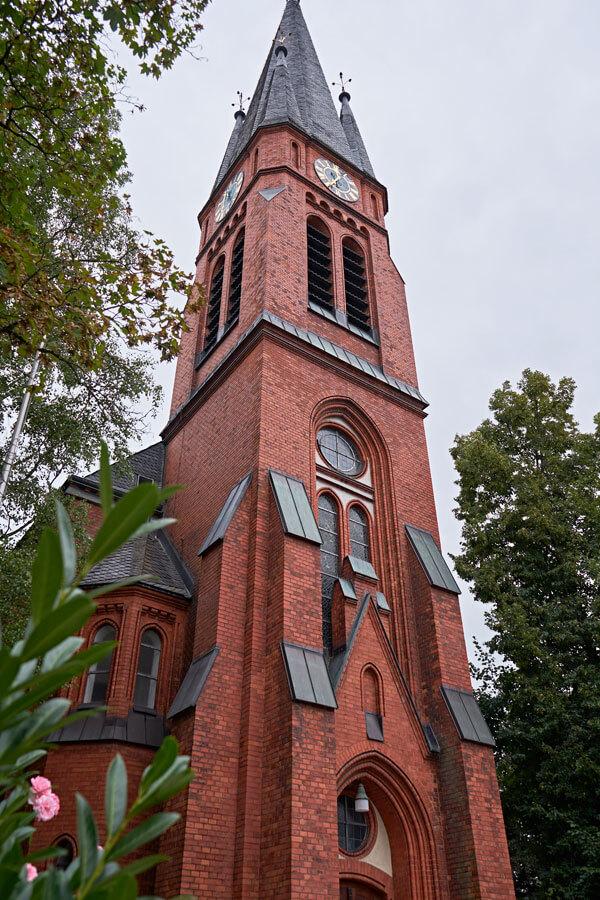 evangelische Kirche Rosenheim