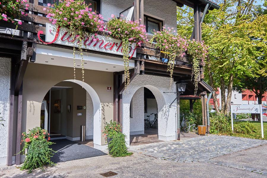 Das Hotel Summerhof in Bad Griesbach